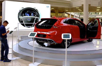 XL Video Volvo DesignScene